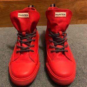 Hunter for Target waterproof sneaker boots